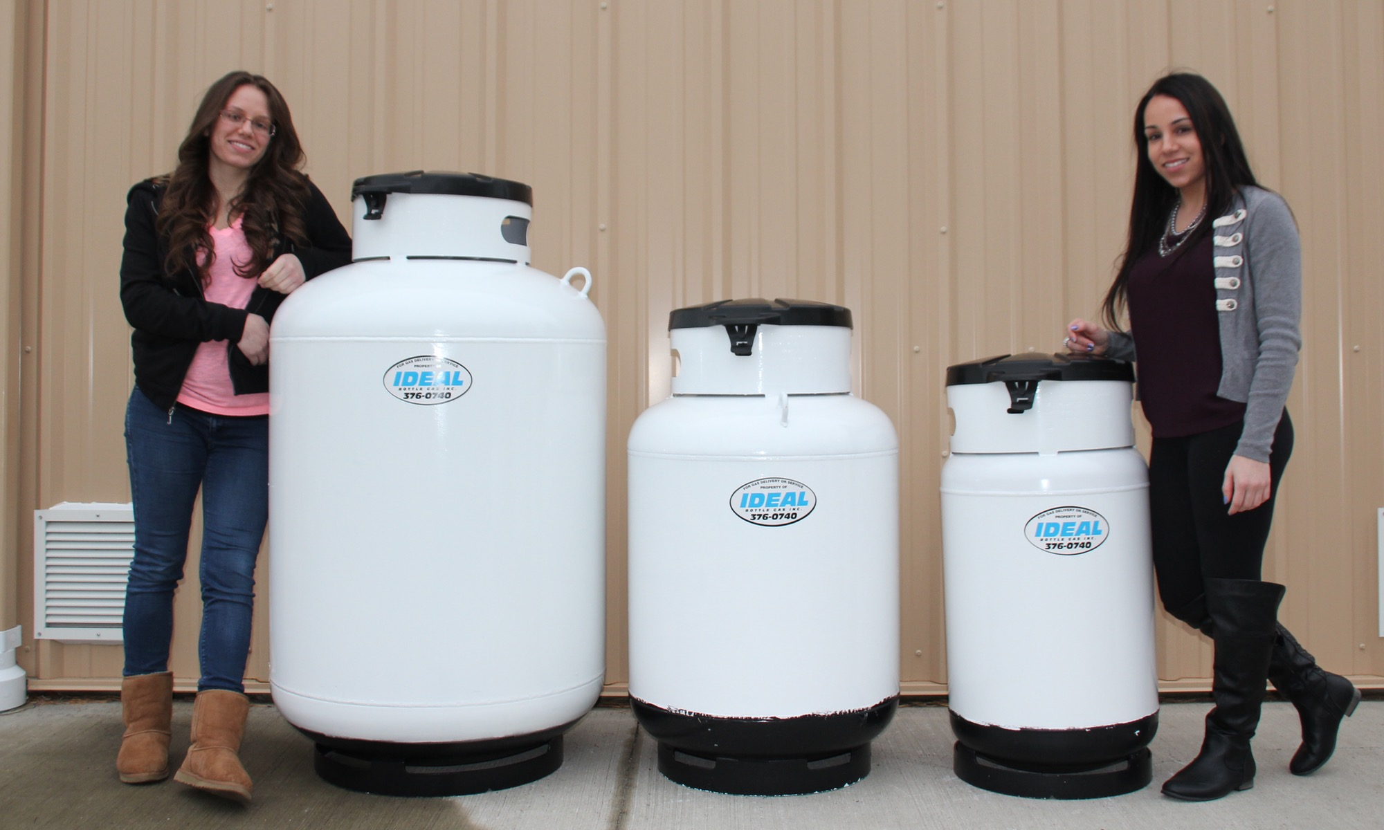 Propane Tanks For Sale Ideal Bottle Gas